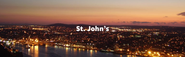 Apartments and Houses for Rent in St. John's and Surrounding Area